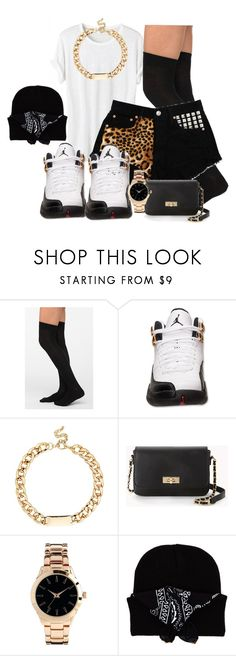 """""""Ghetto Fashion"""" by kokoclinton ❤ liked on Polyvore featuring Retrò, Red Herring, Forever 21, ASOS and Silver Spoon Attire"""