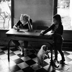 """""""La Famille"""", fot. Alain Laboile"""