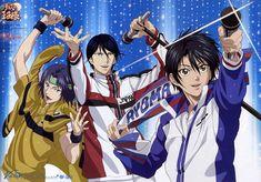 Tags: Anime, Konomi Takeshi, Production I.G., New Prince of Tennis, Tennis no Ouji-sama, Tokugawa Kazuya, Yukimura Seiichi