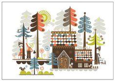 ISAK - Hansel and Gretel print.