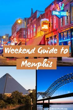 Memphis Weekend Trip Guide |What to Do in Memphis Tennessee in 48 hours Downtown Memphis, Memphis Tennessee, Usa Travel Guide, Travel Usa, Travel Articles, Travel Photos, National Civil Rights Museum, Beautiful Places In Usa, Visit Usa