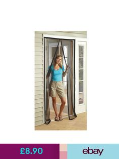 That Automatically Close The Corridor Patio Door Mosquito Net for Windows Easy to Install Without Tools Magnetic Fly Screen Door