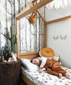 Big Boy Bedrooms, Baby Boy Rooms, Girls Bedroom, Room Boys, Girl Rooms, Ideas Habitaciones, Diy Zimmer, Toddler Rooms, Toddler Girl