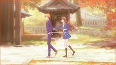 Fruits Basket Manga, Photo Polaroid, Animes To Watch, Beautiful Wolves, Kawaii, Cute Anime Couples, Anime Ships, Anime Love, Shoujo