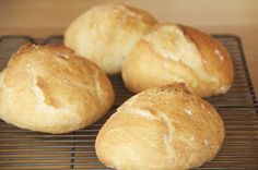 Sourdough Bread Bowls - Half Baked Harvest