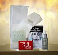 """Get Your Skin """"Winter Ready"""" With Olay Regenerist Luminous (& $75 Walgreens GC Giveaway Ends 11/17)"""