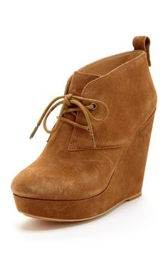 katelyn wedge. One of the perfect shoes that give a better twist to the combat boots. Pair for casual wear or with a dress to make the outfit not as feminine. Not recommended for date night.