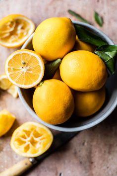 Meyer Lemon Chamomile Suzette Crepes with Greek Yogurt | halfbakedharvest.com @hbharvest