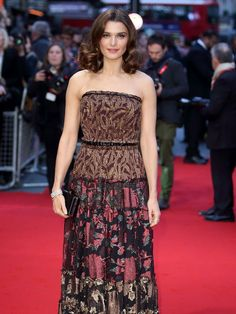 """Rachel Weisz attends a screening of """"Youth"""" during the BFI London Film Festival at Vue West End in London, England.   Mike Marsland, WireImage"""