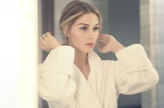 Olivia Palermo and her husband are the shiny new faces of Crème de la Mer - Telegraph