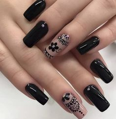 Manicure Y Pedicure, Bling Nails, Nailart, Nail Designs, Beauty, Nail Ideas, Natural, Instagram, Ratchet Nails