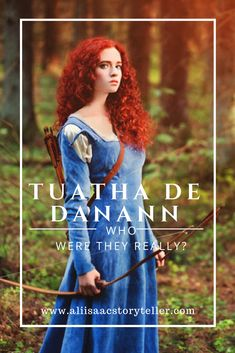 Tuatha de Danann | Who Were They Really? – aliisaacstoryteller