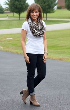 Fashion Friday For Women Over 40 - Walking in Grace and Beauty