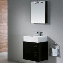 View the Vigo VG09002104K 22 Single Basin Bathroom Complete Vanity Set with Medicine Cabinet at FaucetDirect.com.