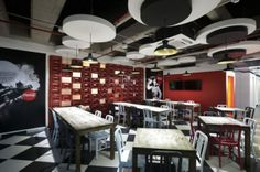 A Peek Into Coca-Cola's Sleek & Modern New Offices In Colombia - DesignTAXI.com