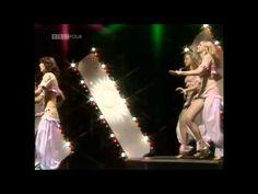 Legs & Co: The Shuffle / Van McCoy (TOTP, 19 May 1977)