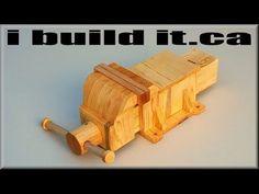 Making a Mini Drill Press - Router Table -Spindle Sander (All in One) Çok Fonksiyonlu Dremel Tezgahı - YouTube