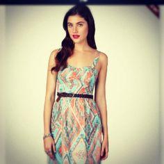 cute dress. (: