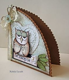 Thoughts of a Cardmaking Scrapbooker!: Caffinated Cropper Blog Hop!