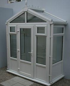 Gable Roof Porch