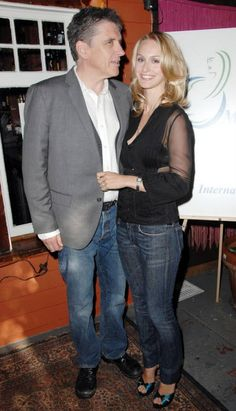 Craig Ferguson & wife Megan