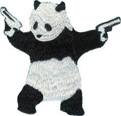 Application Panda With Gun Patch Application http://www.amazon.com/dp/B00L5WA5BQ/ref=cm_sw_r_pi_dp_BMrUwb10EFPT8