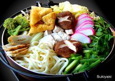 Sukiyaki | Sukiyaki – Udon