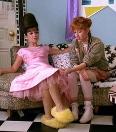 """Pretty in Pink"" directed by Howard Deutch/written by John Hughes/starring Molly Ringwald, Jon Cryer, Harry Dean Stanton & Annie Potts Pink Movies, 80s Movies, Great Movies, Movie Tv, 1980s Films, Molly Ringwald, Movies Showing, Movies And Tv Shows, Pretty In Pink"