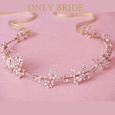 Find More Hair Jewelry Information about Free Shipping Elegant Fresh Water Pearl Bridal Hair Vines Headpiece Satin Ribbon Headband ,High Quality headband knit,China headband rack Suppliers, Cheap ribbon for zebra printer from ONLY BRIDE on Aliexpress.com
