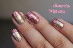 Glitter grande da Revlon! Nails