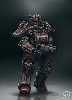 Outcast Armor