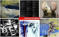 """Check it out each article on the following medias as for """"September Contemporary"""" (4 - 30 September, 2017) A Group Show by International Artists at RossoCinabro Gallery in Rome, Italy!"""