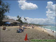 White Plains Beach, Barber's Point, Kapolei, Hawaii