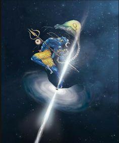 Lord Shiva as Nataraj in Brahmand Galaxy in creative art painting Shiva Hindu, Shiva Shakti, Hindu Art, Krishna, Shiva Angry, Lord Shiva Hd Wallpaper, Om Namah Shivay, Hindu Dharma, God Pictures