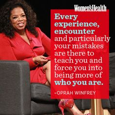 Check out Oprah Winfrey's best advice for Harvard University grads, PLUS more of the best lessons from this year's graduation speeches: http://www.womenshealthmag.com/life/2013-graduation-speeches