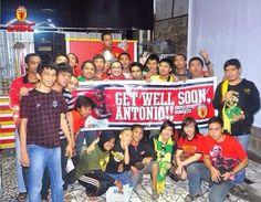 Selamat 8 tahun United Indonesia chapter Makassar  #unitedindonesia #unitedindonesiamakassar #ligainggris