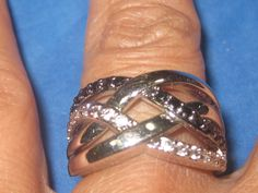 U-9 Vintage  Ring size 7 by HipTrends2015 on Etsy