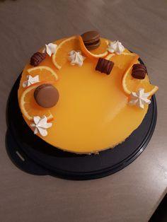 Sitron og appelsinostekake – Elisabeths bakeverden Baking, Desserts, Food, Tailgate Desserts, Deserts, Bakken, Essen, Postres, Meals