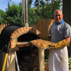 How the Best Wood Fired Brick Pizza Ovens Are Built