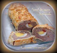 Carne Picada, Empanadas, Menorca, Tapas, French Toast, Pork, Meat, Breakfast, Meatloaf