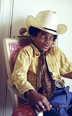 """We were in Dallas, Texas for our concert. Michael said, ''I want you to take some serious photos of me.''"" -Weldon McDougal III"