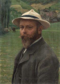 Ruggero Panerai · Autoritratto · 1907 · Collezione privata