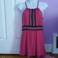Michael Kors top In great condition, raspberry color,  size S.. great with jeans or leggings. MICHAEL Michael Kors Tops Blouses