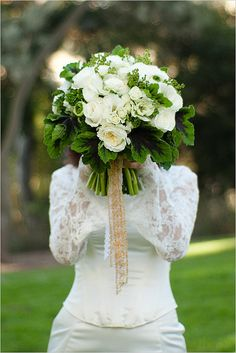 wedding full of green (53) by summerdresses2012, via Flickr