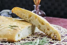 focaccia bread by Memw on 500px