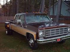 1977 chevrolet c30 crew cab dually