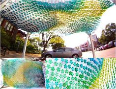16 Amazing Plastic Bottle Reuse For Home & Garden Do-It-Yourself Ideas Recycled Plastic