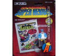 Dc Comics Heroes, Metal Casting, Supergirl, Vintage Toys, Penguins, Diecast, Action Figures, Batman, Search