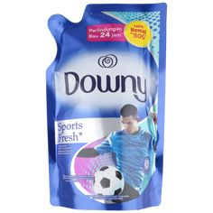 Downy Pelembut & Pewangi Pakaian Wangi Sport Fresh Downy, Frosted Flakes, Cereal, Product Launch, March, Fresh, Sports, Hs Sports, Sport