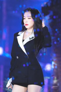 (2) Twitter Kpop Outfits, Girl Outfits, Asian Woman, Asian Girl, Jessica Jung Fashion, Concert Looks, Red Velvet Irene, Pretty Asian, Seulgi
